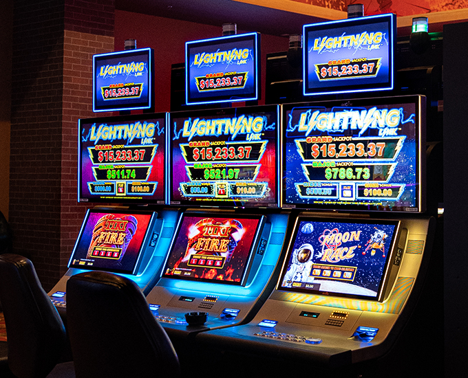 Casino Slots | Slot Machines Near Me | Turtle Creek Casino