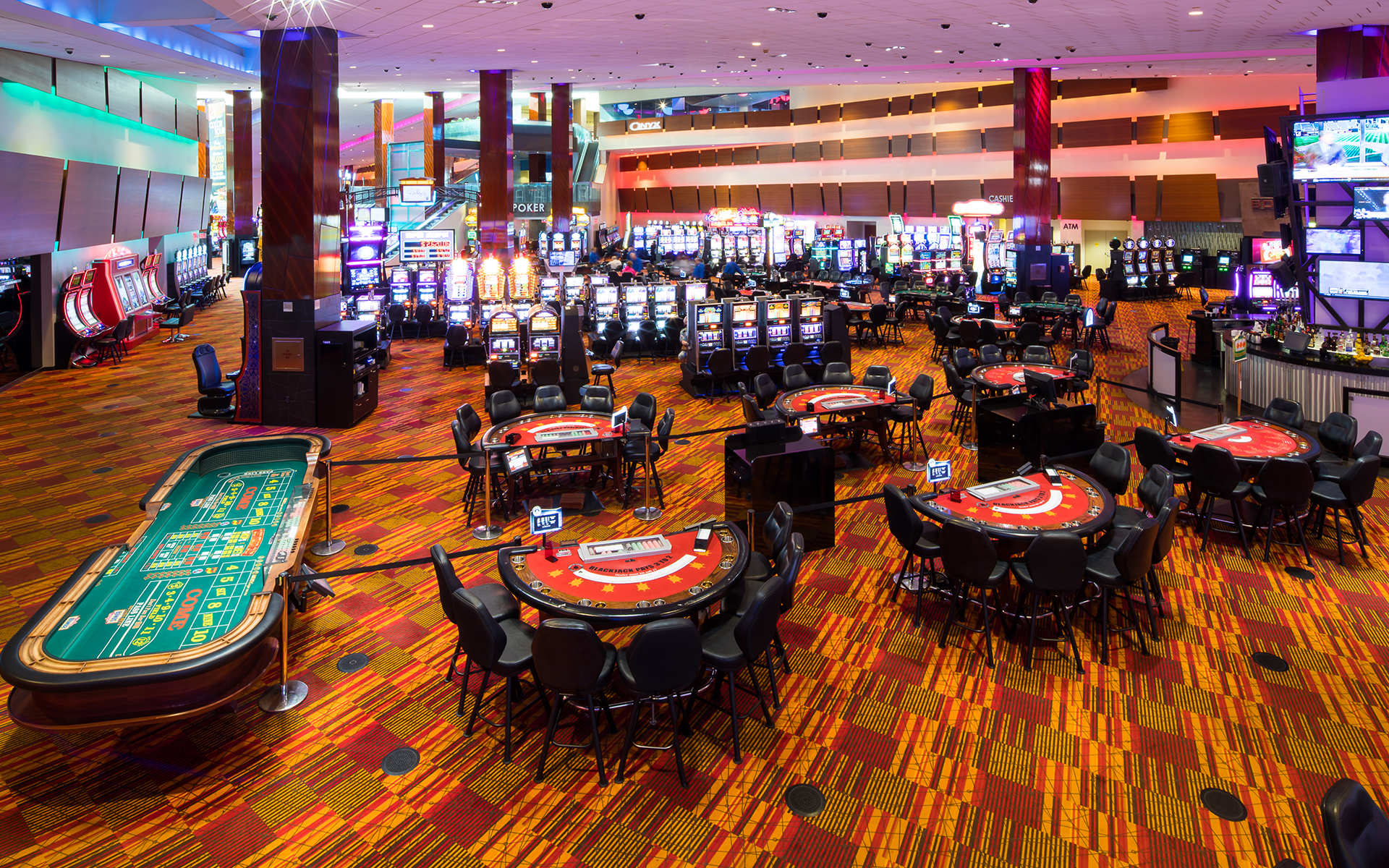 Casino Games in Traverse City | Turtle Creek Casino & Hotel